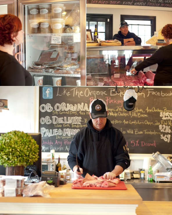 Dining Paleo in DC: The Organic Butcher of McLean