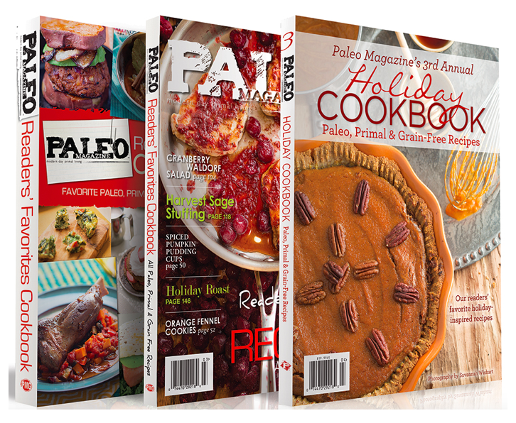 paleo magazine bundle