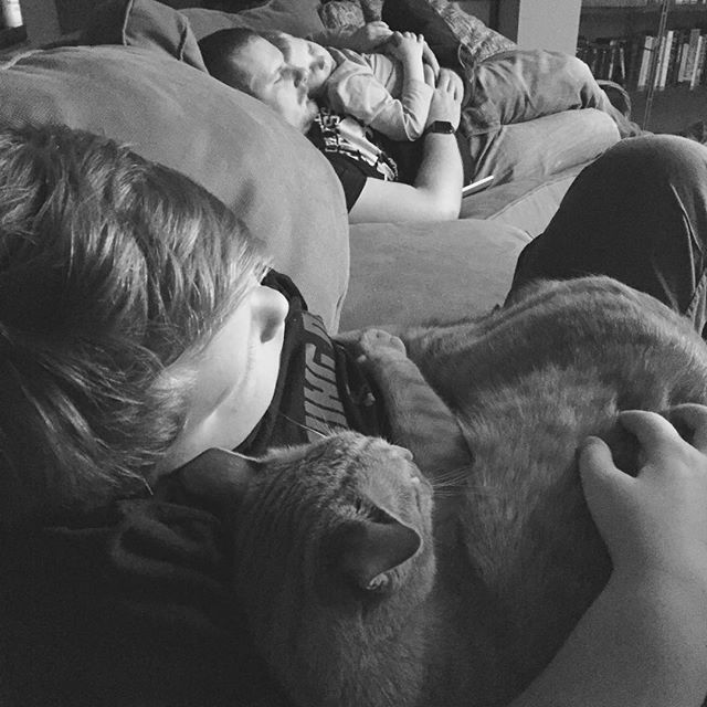 snuggle time with boys and cats, All the Paleo Chocolate Recipes and Treats! Paleo Parents