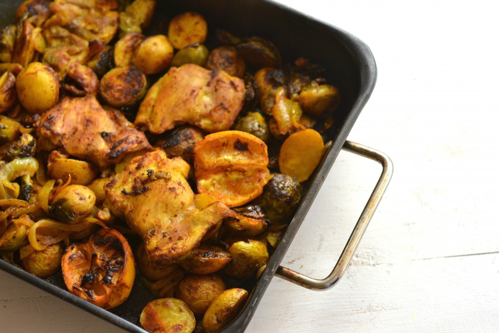 Curry Chicken: The Paleo Cavewoman Guest Post | Paleo Parents