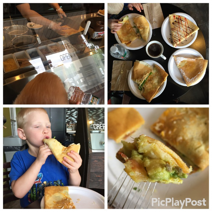 DC Spots - Crepe Amour, as seen on Paleo Parents