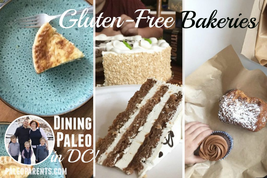 Dining Paleo in DC Gluten Free Bakeries Paleo Parents