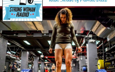 Strong Woman Radio, Episode 49, The Transition to Strongman