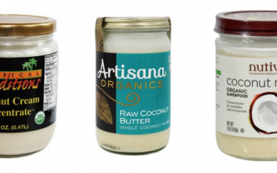 Coconut Butter, Manna, And Concentrate – What's The Difference?!