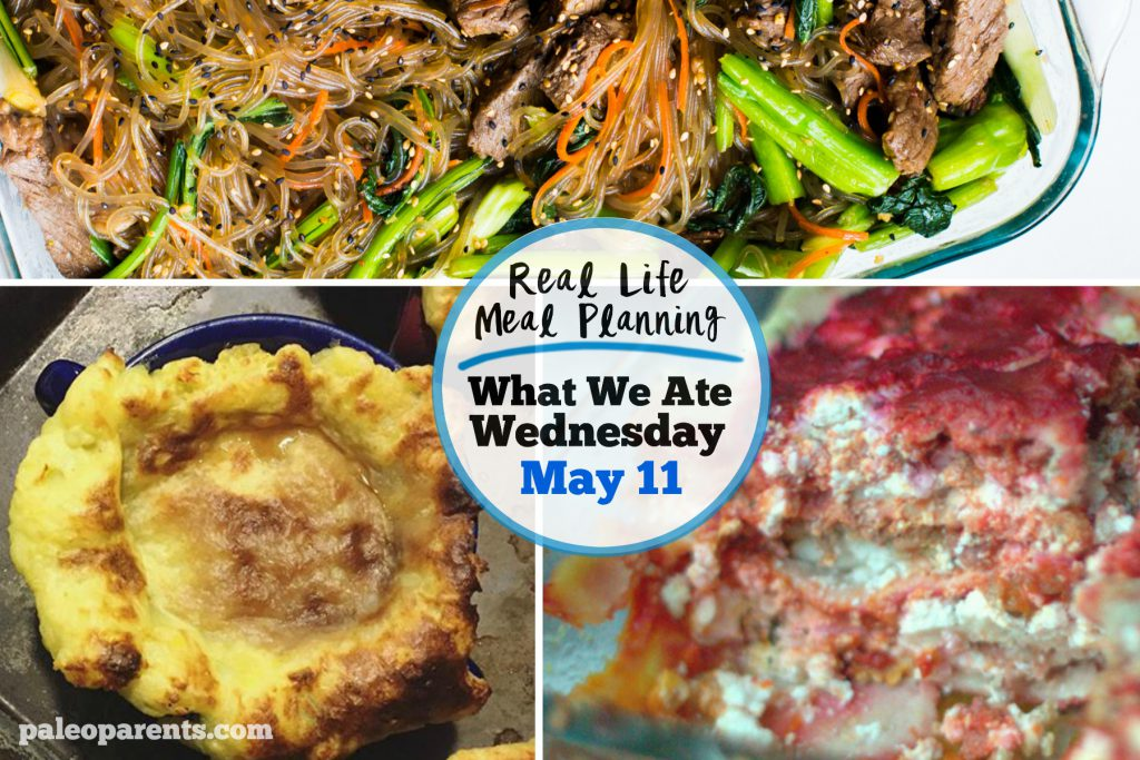 What We Ate: Our {Very Special} Weekly Family Meal Plan! | Paleo Parents