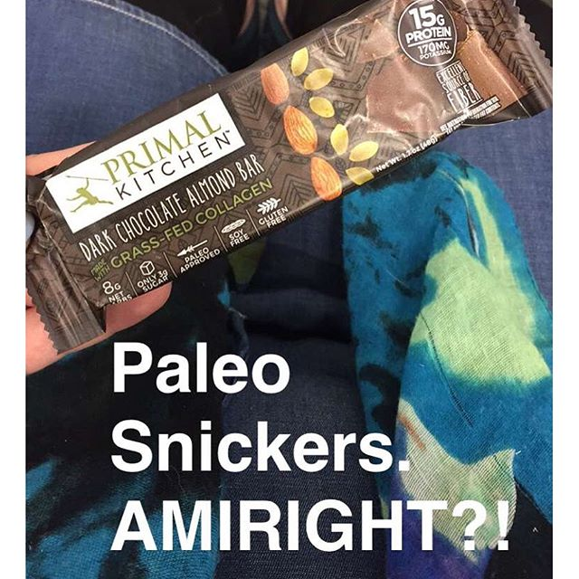 paleo snickers, New Paleo Product Alert: Crackers and AIP BBQ Sauce + Free Webinar on Nutrient Density! | Paleo Parents