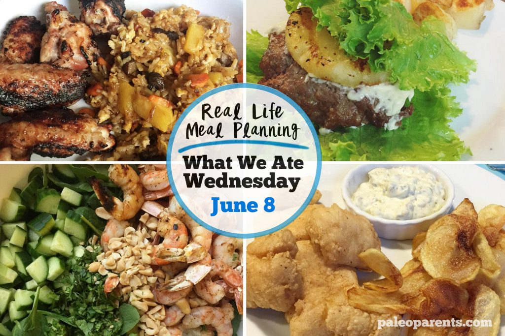 Our Summer-Inspired Weekly Family Meal Plan | Paleo Parents