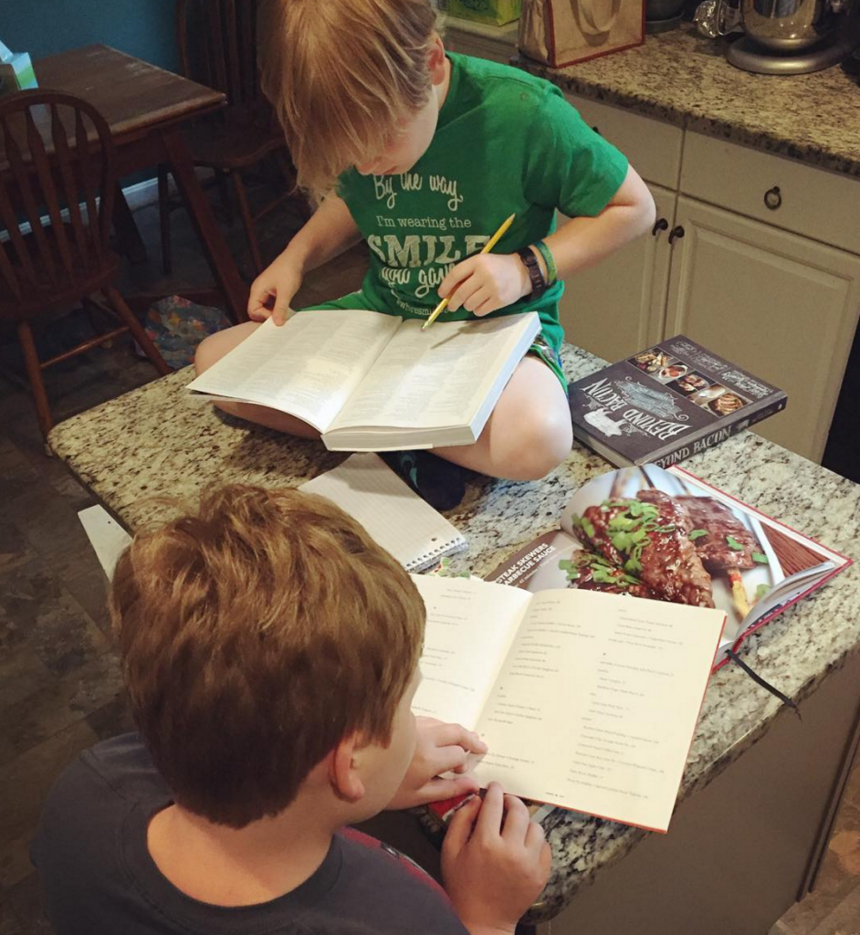 Boys meal planning |Paleo Parents