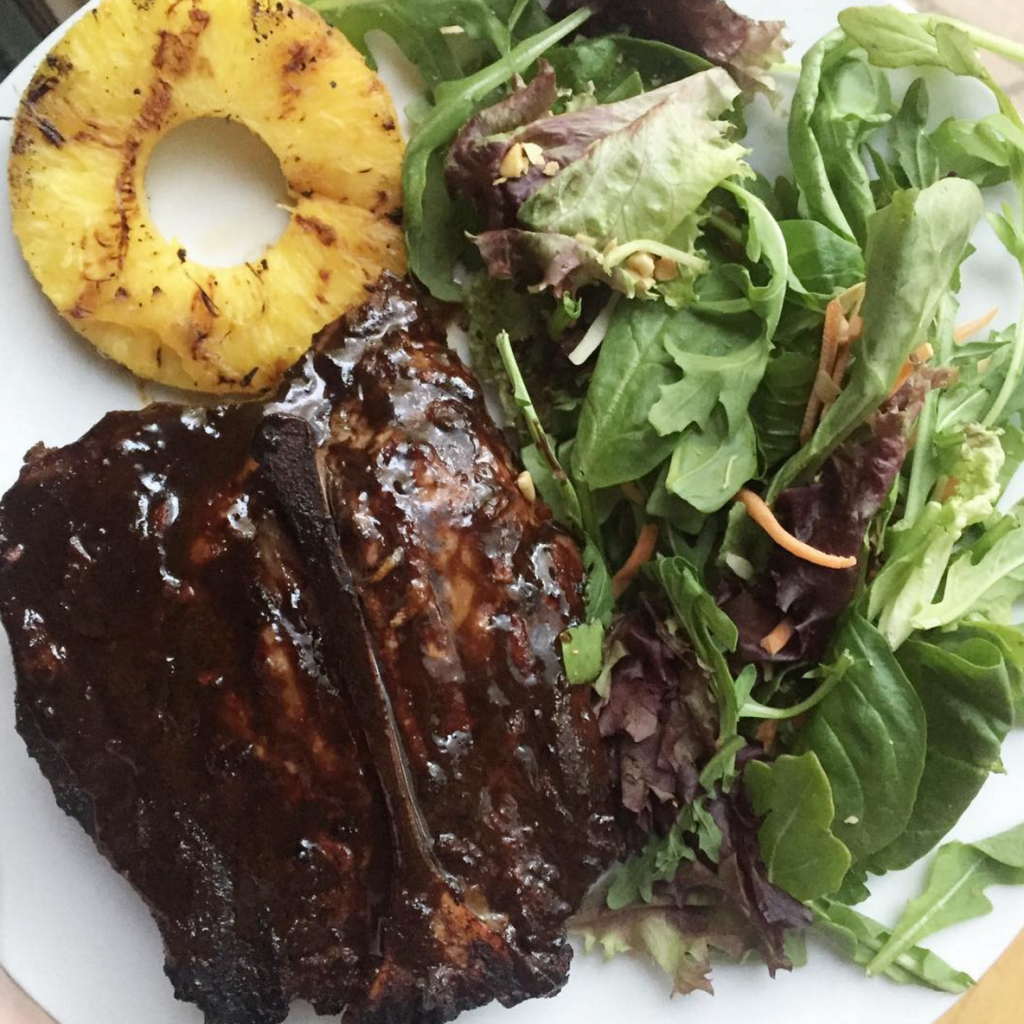 asian short ribs and salad, Weekly Meal Plan: New Favorites and Old Classics! |Paleo Parents