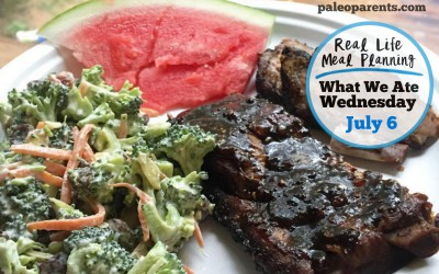 Our Weekly Family Meal Plan – Fourth of July Weekend Eats!