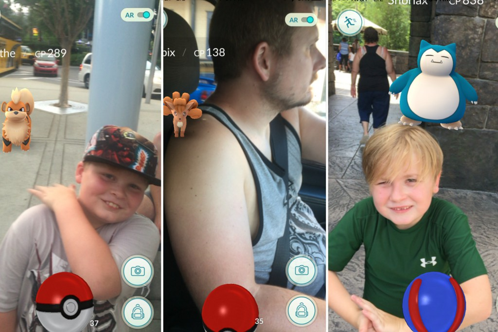 Pokemon go collage, How to Get Your Kids to Eat Their Veggies | Paleo Parents