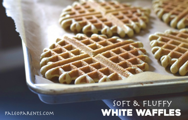 White Waffles Paleo Parents 1