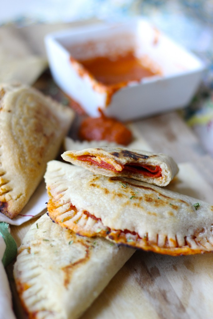 Pizza Pockets, Tortilla Chip Recipe + Our Weekly Meal Plan from The Paleo Kids Cookbook! | Paleo Parents