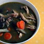 green-chicken-soup