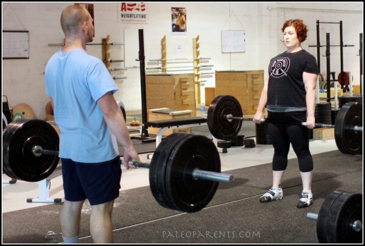 Matt and Stacy Crossfit on PaleoParents (1)