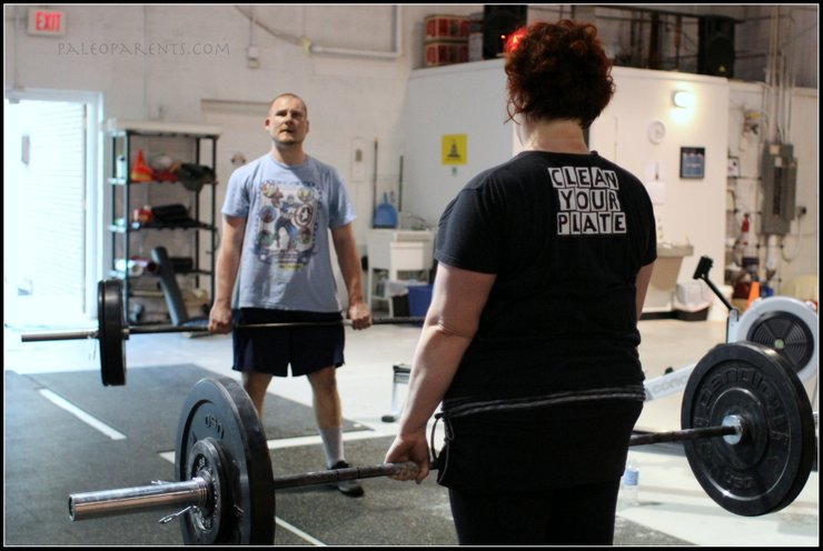Matt and Stacy Crossfit on PaleoParents (2)