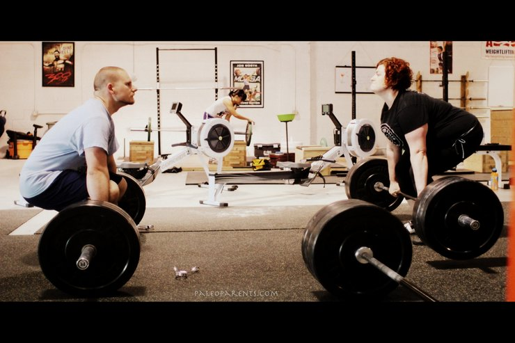 Matt and Stacy Crossfit on PaleoParents (4)