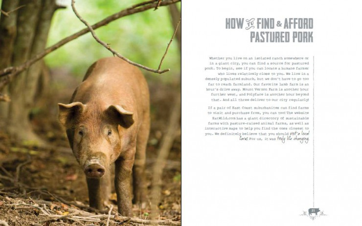 How to find & Afford Pastured Pork in BeyondBacon by PaleoParents