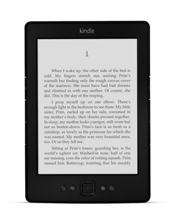 Kindle-Front