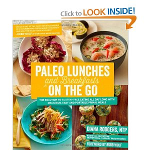 Paleo Lunches and Breakfasts on the Go at PaleoParents