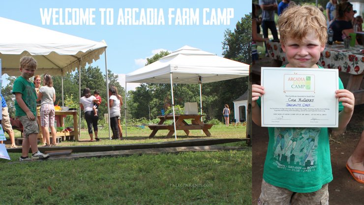 Welcome to Arcadia Farm Camp by PaleoParents