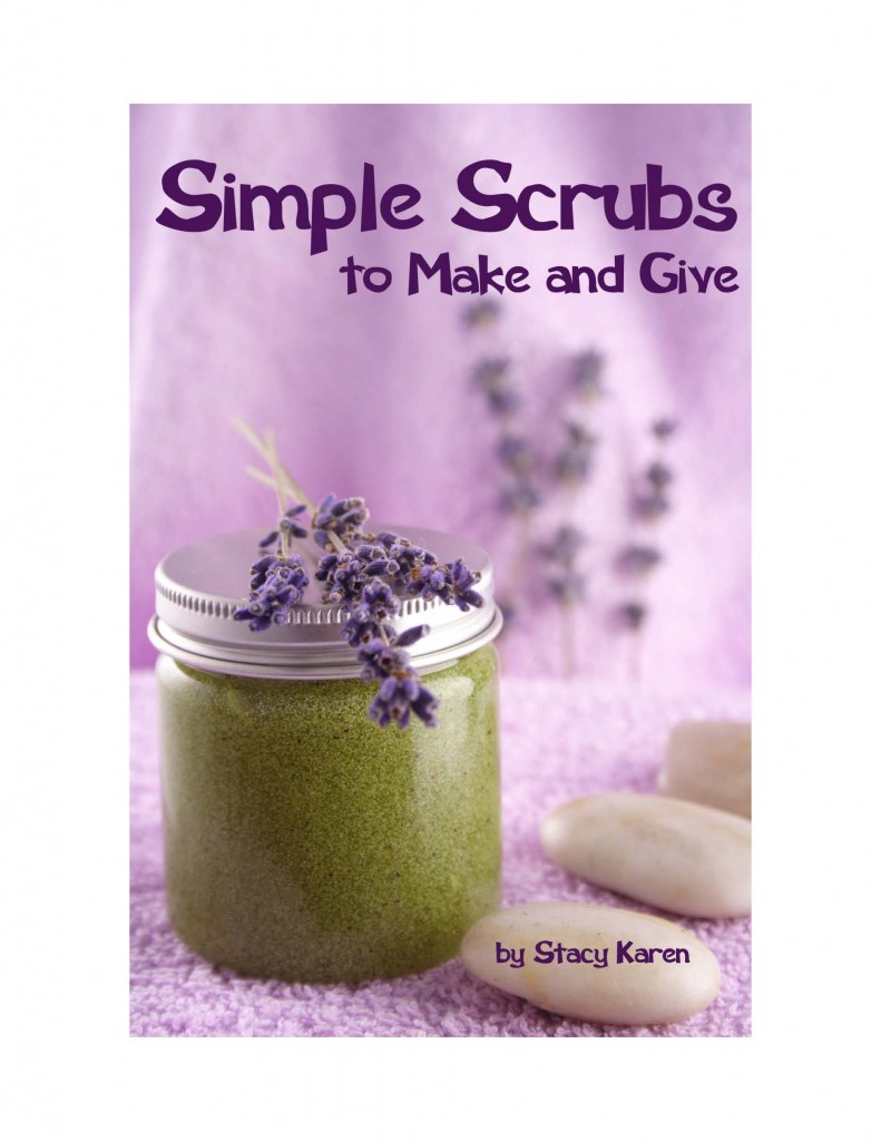 Simple Scrubs to Make and Give6
