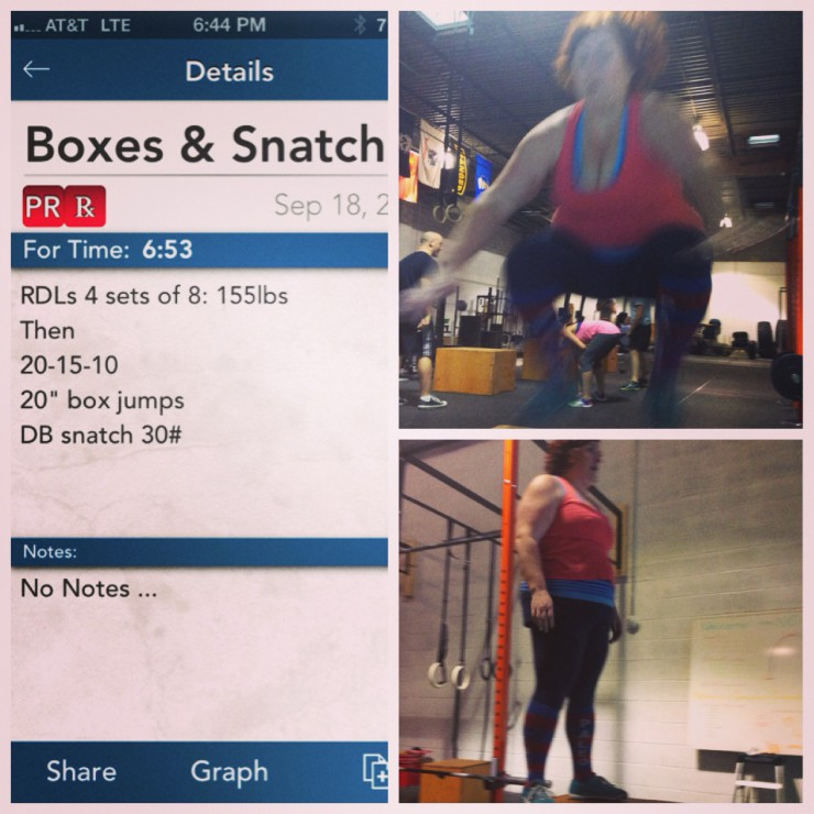 Boxes & Snatches at PaleoParents