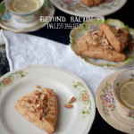 Maple Lard Scones from BeyondBacon by PaleoParents