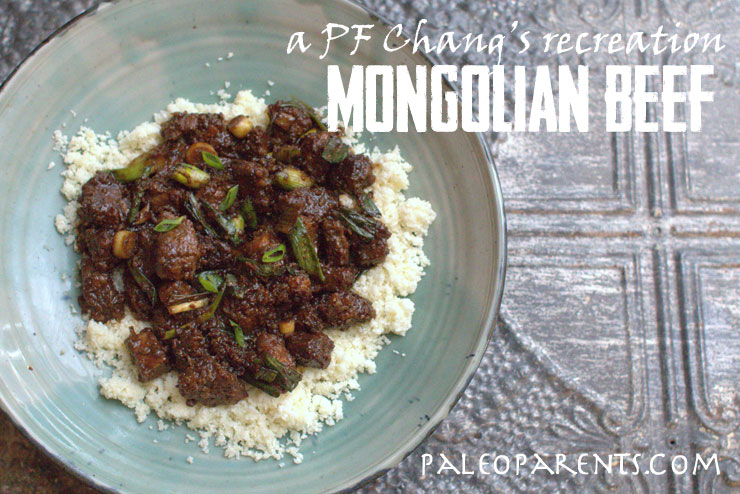 Mongolian-Beef-by-PaleoParents, Kitchen Tool Superlatives: Paleo Parents Weekend Wrap Up 7.26