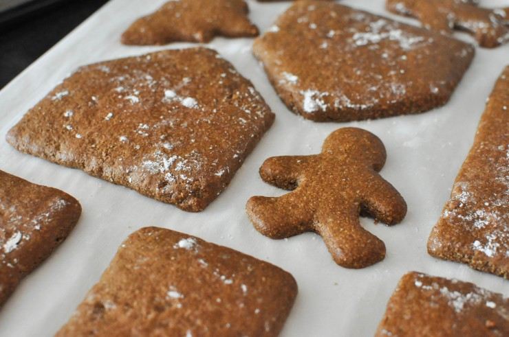 Paleo Gingerbread House _ Fed+Fit-55