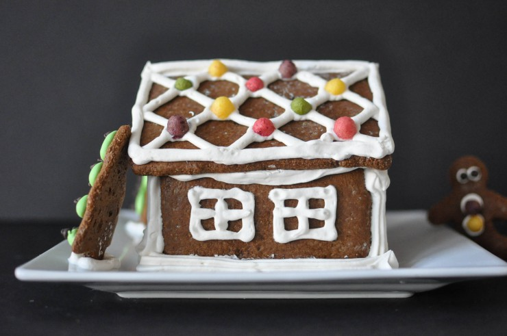 Paleo Gingerbread House _ Fed+Fit-96
