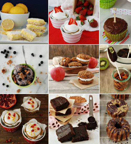 sweets and treats montage