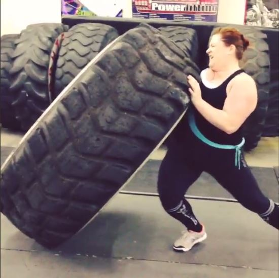 Stacy-Flipping-Tire-by-PaleoParents