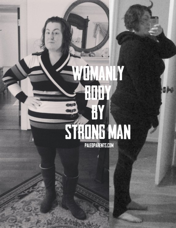 Womanly Body by StrongMan on PaleoParents