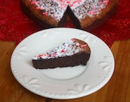 flourless-chocolate-cake-slice