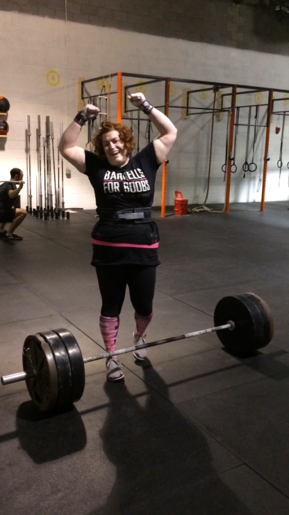 Deadlift Diva on PaleoParents