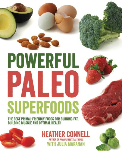 Paleo Superfoods cover