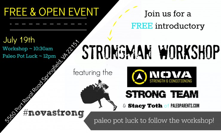 Strongman Intro Class Event