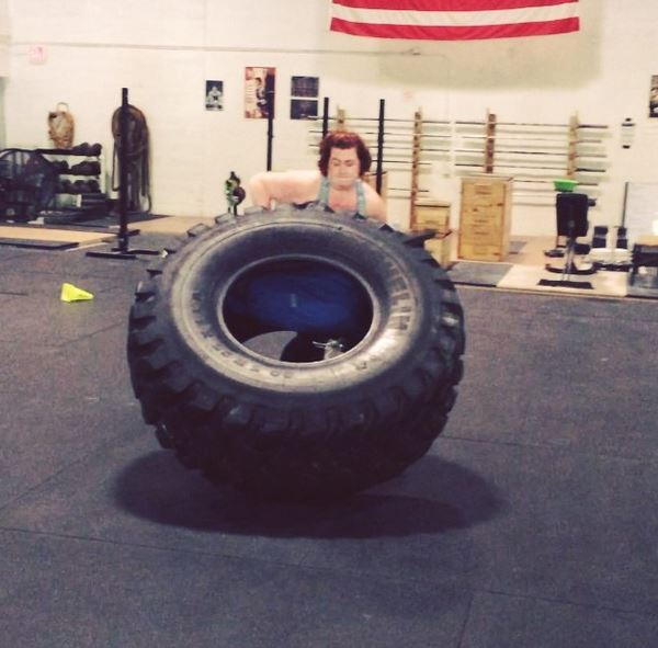 lift heavy things