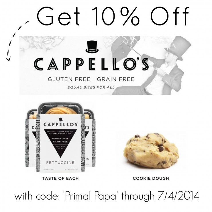 cappellos coupon