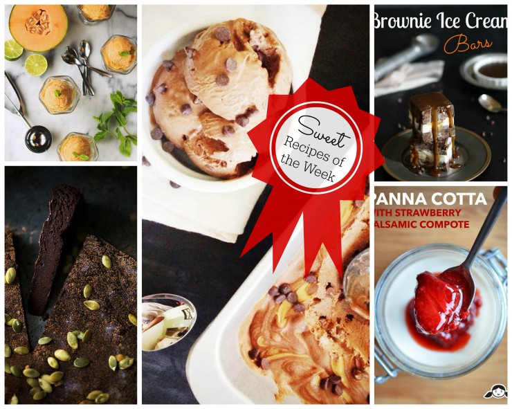 sweet recipes of the week 1