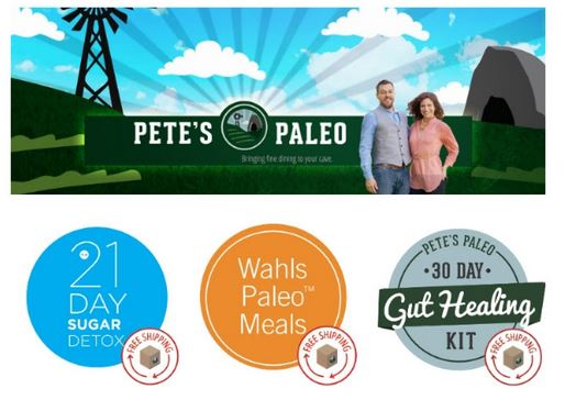 Pete's Paleo New Meal Lines