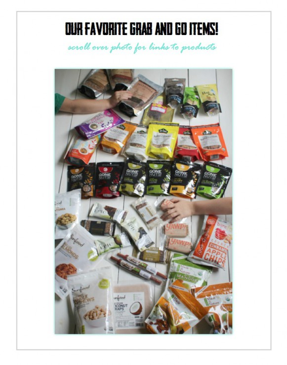 Grab and Go from Paleo To Go by Paleo Parents