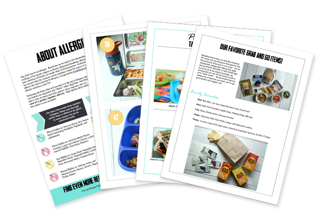 Paleo to Go Pages by Paleo Parents