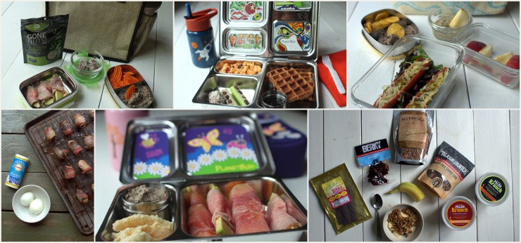 Snack and Meal Ideas from Paleo To Go by Paleo Parents
