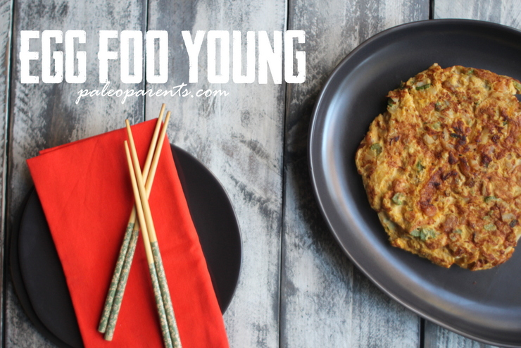 Egg Foo Young by Paleo Parents