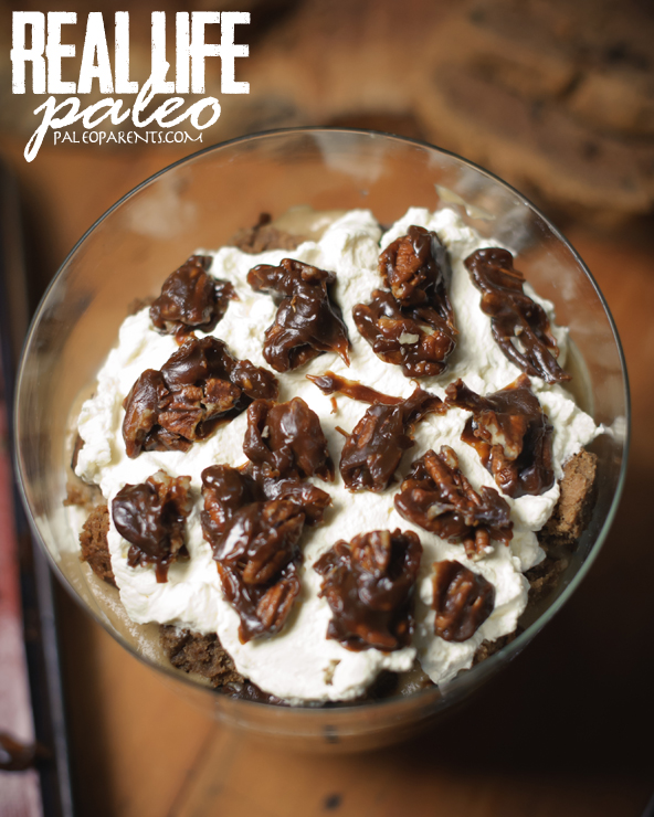 Pumpkin Parfait from Real Life Paleo by Paleo Parents