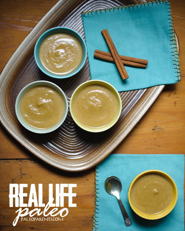 Pumpkin Pudding from Real Life Paleo by PaleoParents