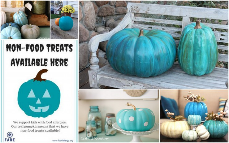 Teal Pumpkin Project featured on PaleoParents