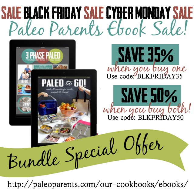 Black Friday Cyber Monday Ebook Sale Graphic